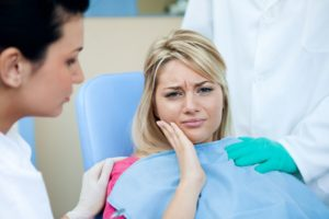 tooth decay pain